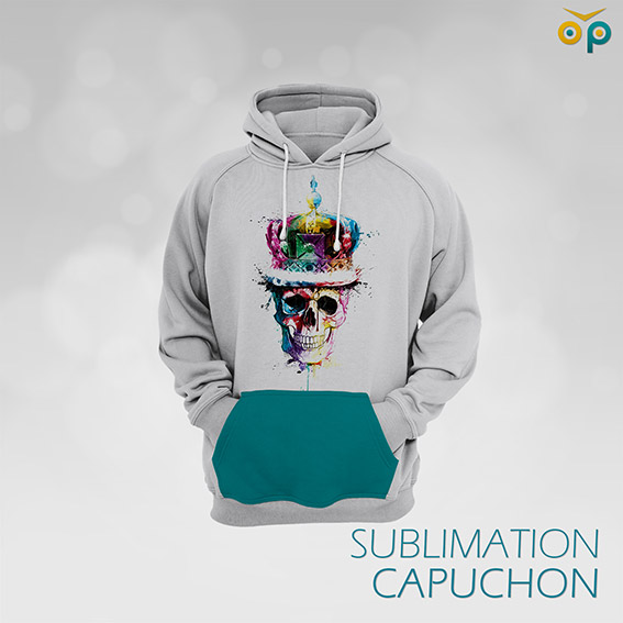 Sublimation Capuchon
